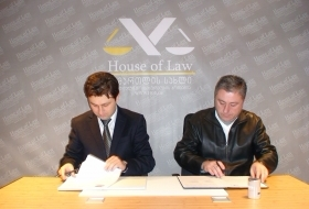 "Memorandum between EEU and Law Firm ""House of Law"""