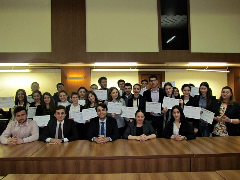 Model United Nations at the EEU