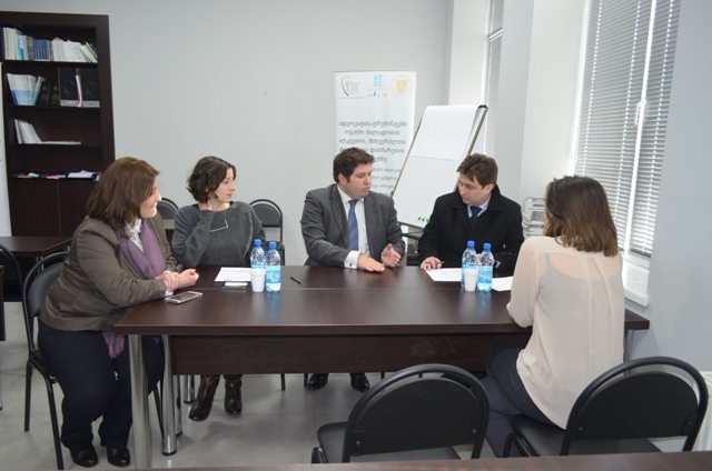 Memorandum between EEU and Training Center of the Georgian Bar Association