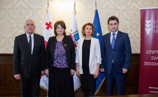 Memorandum between EEU and Tbilisi City Assembly