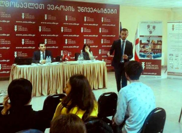 Public Lecture within the ''Week of Victims'' Organized by  Prosecutor's Office of Georgia!