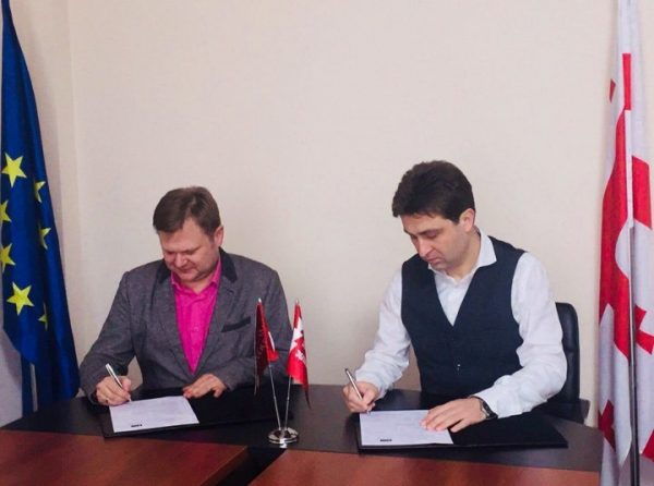 Cooperation between the universities of EEU and Klaipeda (Lithuania)!