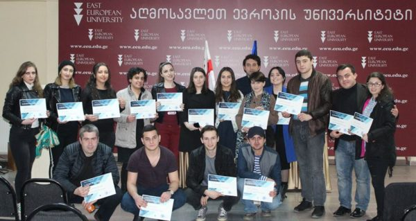 Training of Civic Education Center for EEU Law Faculty Students!