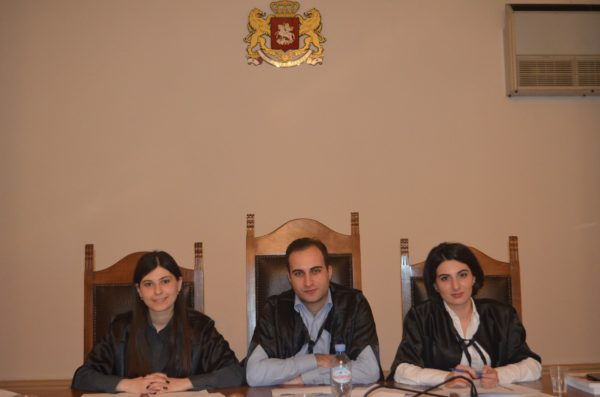 Project  ''Moot Court Competitions of Schools!''