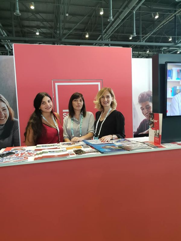 EEU at the EAIE Europe's largest International Higher Education Fair-Conference!