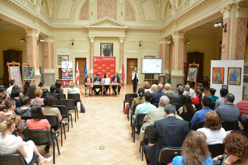 """Seminar at the  National Library – ,,Lifelong Education"""""""
