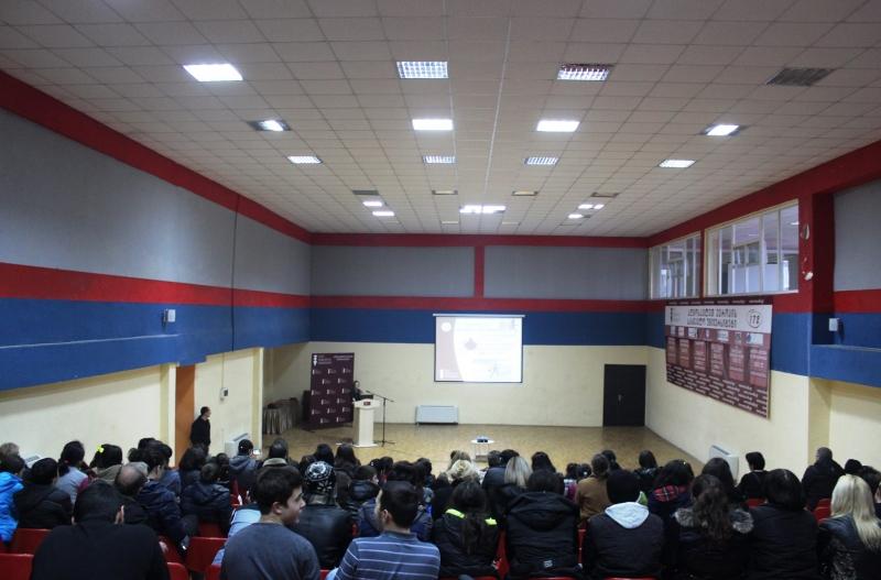 """""""აღმოსავლეთ ევროპის უნივერსიტეტში""""  სასკოლო ოლიმპიადა """"ატუინი"""" გაიხსნა"""