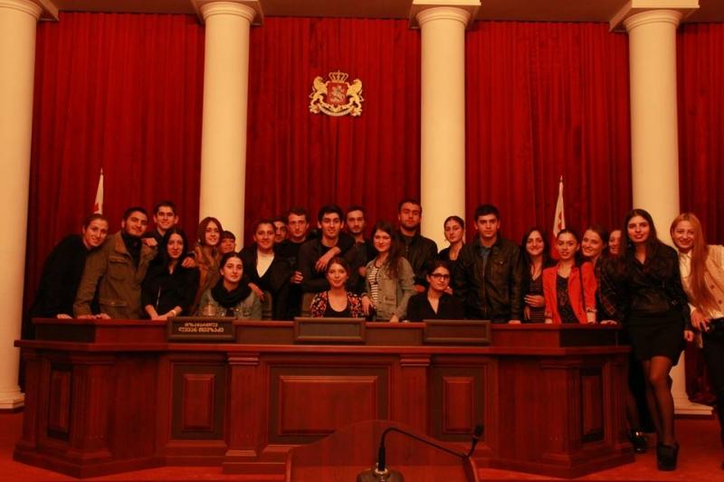 ვიზიტი სააპელაციო სასამართლოში