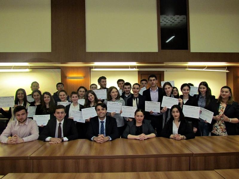 გაეროს მოდელირება აღმოსავლეთ ევროპის სასწავლო უნივერსიტეტში
