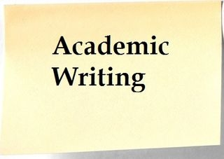 Certificate program in Academic Writing