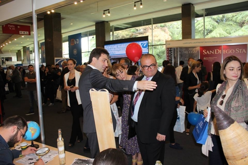 EEU at the Science and Innovation festival