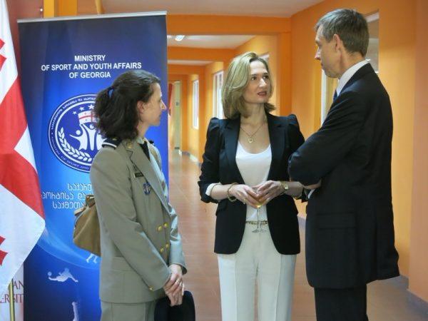 ევროპის კვირეული აღმოსავლეთ ევროპის სასწავლო უნივერსიტეტში!