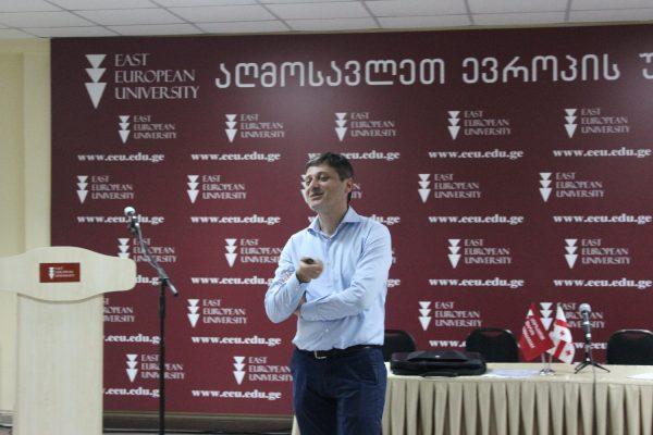 ცენტრალური საარჩევნო კომისიის საჯარო ლექცია