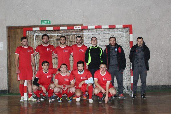 EEU FUTSAL team Wins!