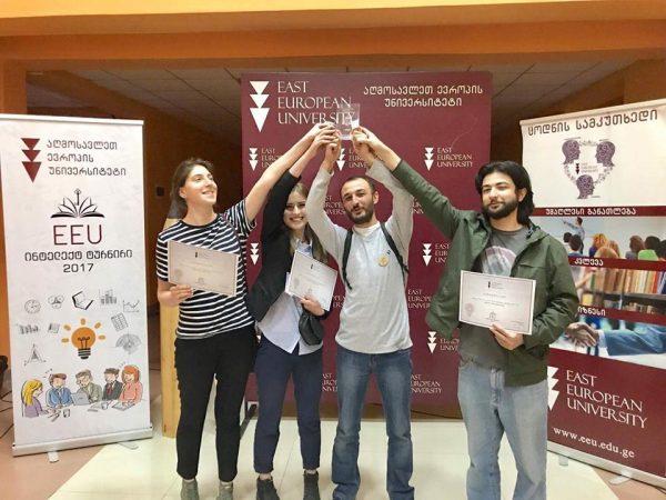 """EEU Intellectual Tournament 2017"" was held, the winner of tournament was EEU team ""Kalimantan""!"