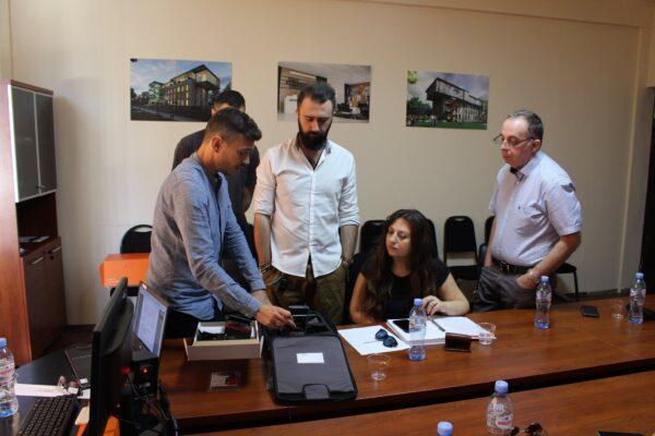 """ტრენინგი: პირველი ფსიქოლოგიური """"ლაბორატორია Z"""" აღმოსავლეთ ევროპის უნივერსიტეტში"""