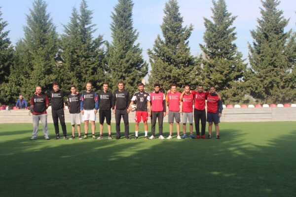 Mini Football Tournament at EEU!