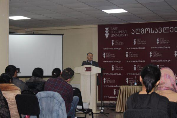 """საჯარო ლექცია: ,,ვაქცინები, როგორც საზოგადოებრივი ჯანდაცვის ინსტრუმენტი – კლინიკური, ეპიდემიოლოგიური და სოციალური საკითხები საქართველოში"""""""