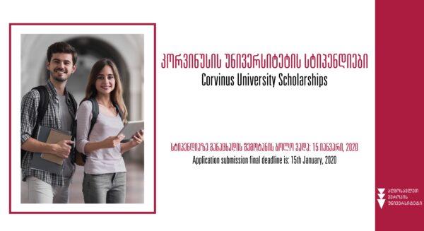 Corvinus University Scholarships!