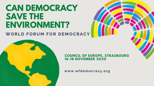 მსოფლიო ფორუმი დემოკრატიისთვის
