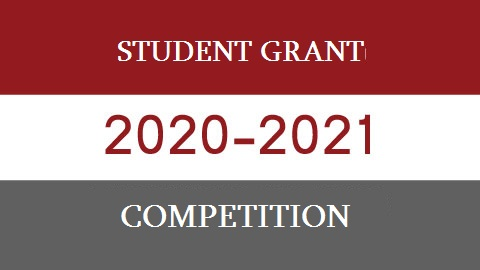 EEU ANNOUNCEMENT OF STUDENT GRANT COMPETITION FOR for 2020-2021!