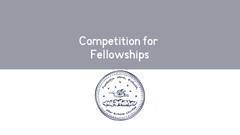 Bucharest New Europe College launches the annual competition for the 2021/2022 Fellowships