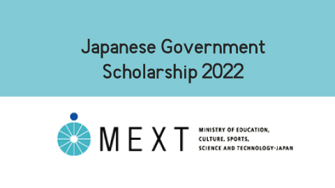 Japanese Government Scholarship for Undergraduate Students and Research Students for 2022
