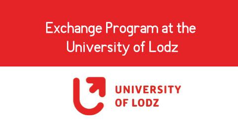 Exchange Program at the University of Lodz (Poland)