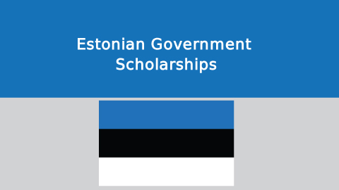 Estonian Government Scholarships for Undergraduate, Graduate and Doctoral Students