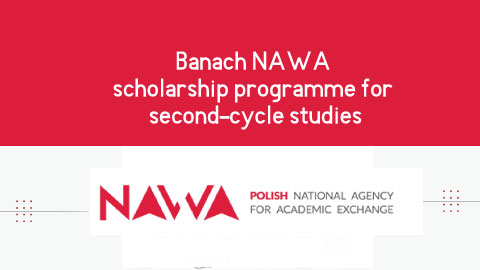 Banach NAWA scholarship Programme for second-cycle studies in Poland