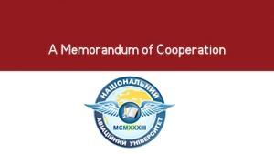 The East European University and the National Aviation University (Ukraine) signed a Memorandum of Cooperation