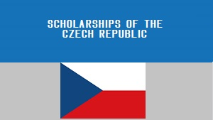 Government Scholarships of the Czech Republic for Georgian Citizens